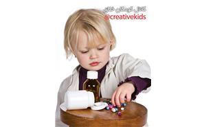نکاتی در ارتباط با دارو دادن به کودک