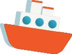 قایق کلوپ پاندا